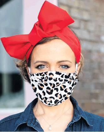About Face Sees Rise Of Designer Masks Sydney Morning Herald 4 11 2020